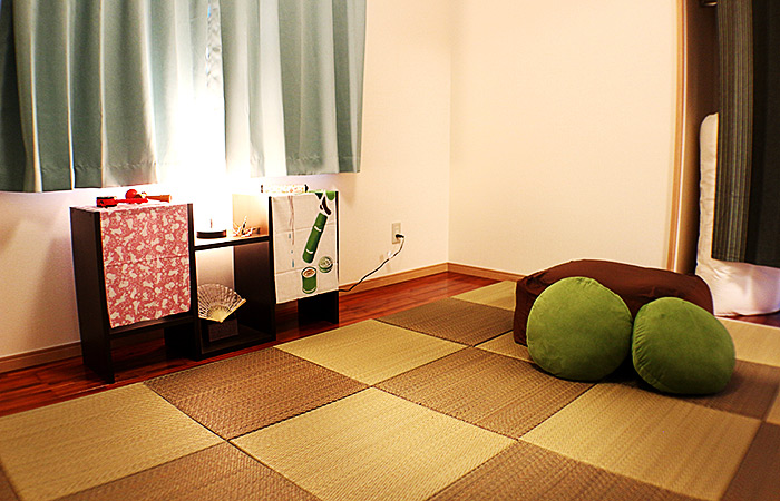 宿泊名護市Bamboo