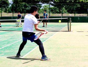 今帰仁テニス5
