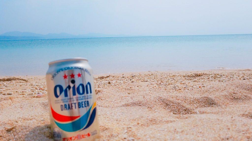 beach-beer